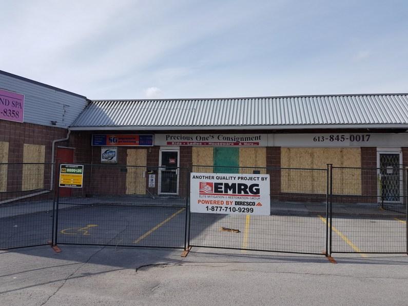 Commercial fire restoration orleans