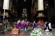 Procisso incio Missa concelebrantes Cardeal Scola
