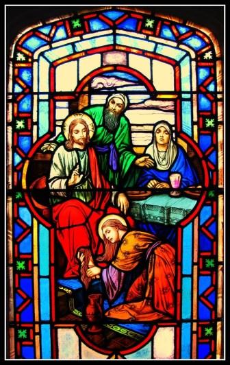 Unção Cristo Betânia