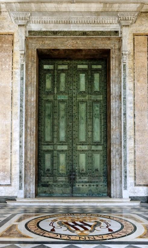 Porta Santa São João de Latrão