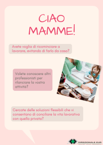 promo mamme