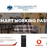 Smart working pass