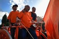 Portocannone_L'esultanza dei vincitori