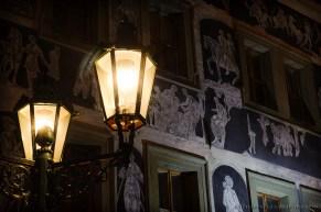 Dům U Minuty (Casa al minuto) in Piazza della Città Vecchia