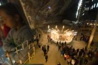 Turda, parco divertimenti nelle saline sotterrane