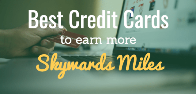skyward miles credit cards membership
