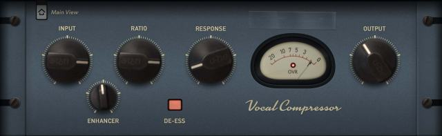 Vocal Compressor