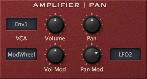 AMPLIFIER PAN