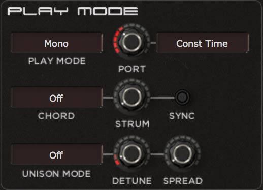 Play Mode