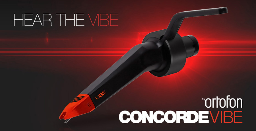 Reloop 新製品「CONCORDE VIBE」発売のお知らせ