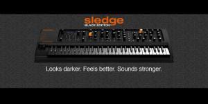 Sledge BLACK EDITION発表