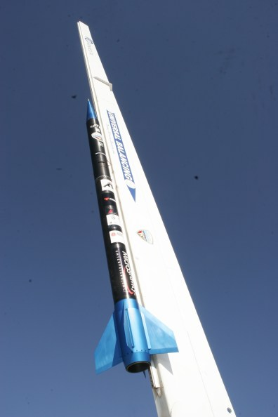 Historical Inaugural launch from Spaceport America.
