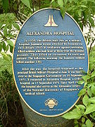 135px-Alexandria_Hosp_plaque