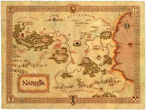 map-of-narnia