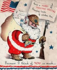 Christmas During WWII History Of Sorts