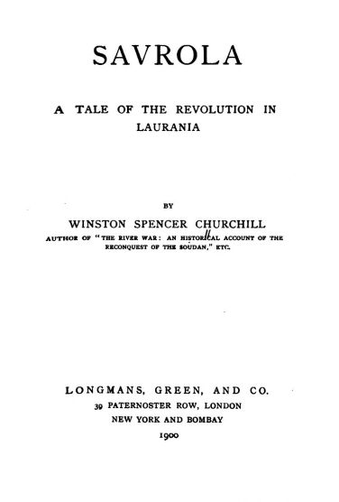 Title_page_of_Savrola