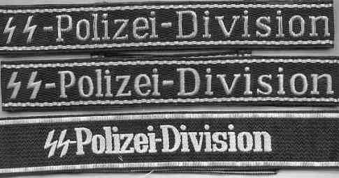 abz SS Polizei Div