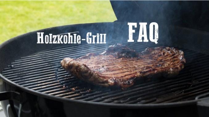 FAQ Holzkohlegrill TOP5