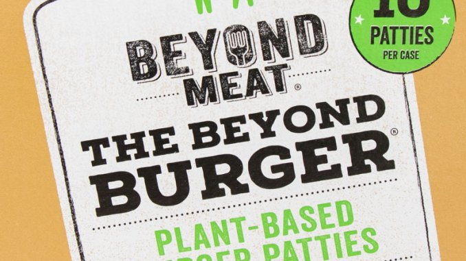 Beyond Meat - The Beyond Burger - Logo