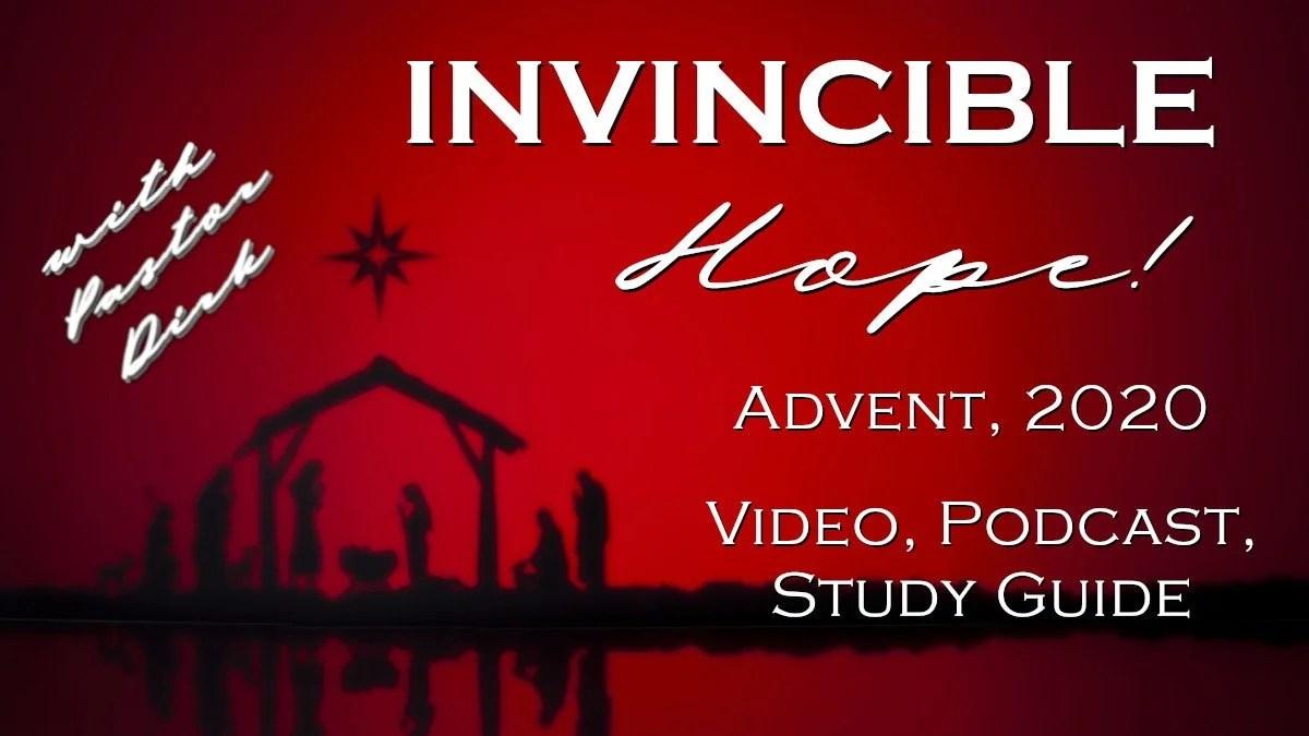 Invincible Hope Series Image