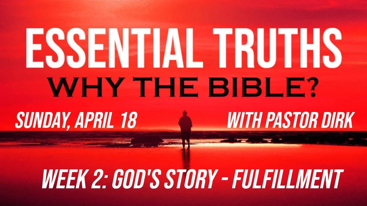 Why the Bible Week 3 Image