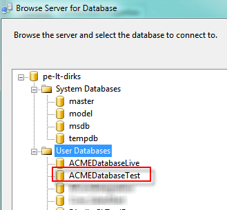 Customizing SQL Server Status Bar