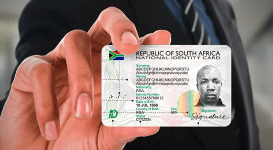 South African ID Number Validation