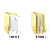 Windows 8 Folder Merge