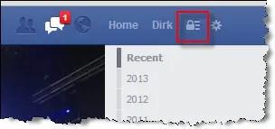 Facebook Privacy view public