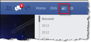Facebook Privacy view public