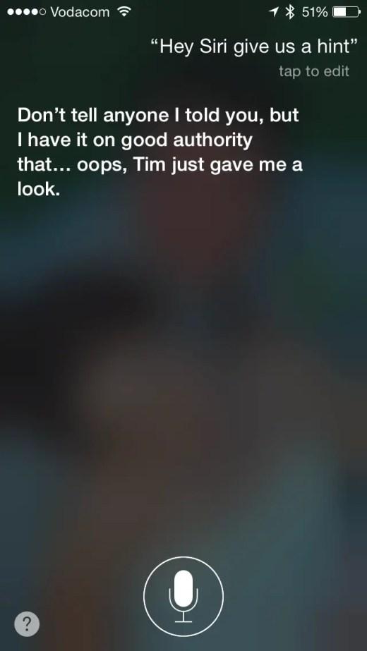 Hey Siri