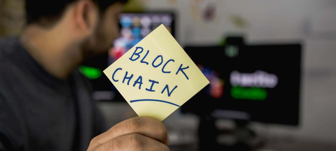 Blockchain does matter