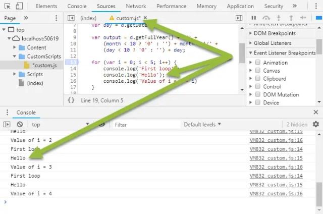 Edit code in Chrome Dev Tools