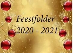 Feestfolder 2020 - 2021
