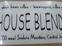Kopi House Blend Dari Temanggung