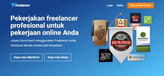 Gaji Khusus Untuk Keahlian Anda Melalui Freelancer