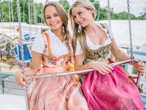 HERZ'SACH® DIRNDL - Oktoberfest Dirndl