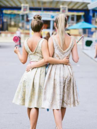 HERZ'SACH® DIRNDL - Traditon meets Fashion