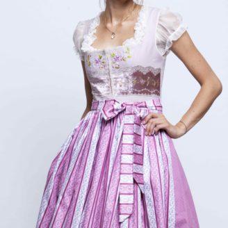 Heidi Couture Lotte Dirndl lila
