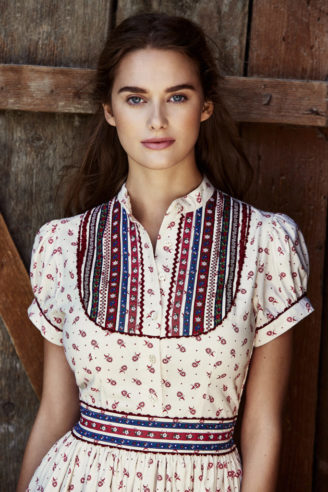 Lena Hoschek Frühjahr/Sommer 2018