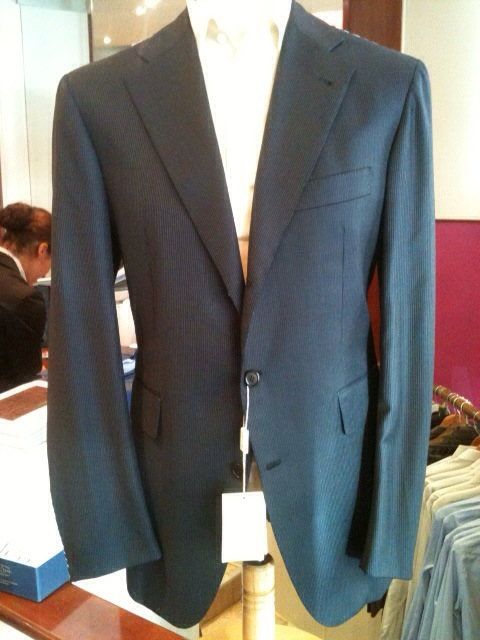 a5046ed02f6597 Orazio Luciano Adriano Dirnelli · Orazio Luciano Worsted Wool Suit The  Armoury