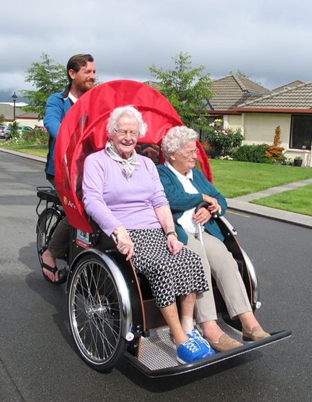 Cycling without aging / syklingutenalder.com