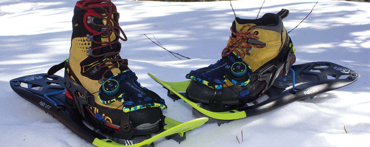 Tubbs Flex VRT Men's Snowshoe Review | Dirtbag Dreams
