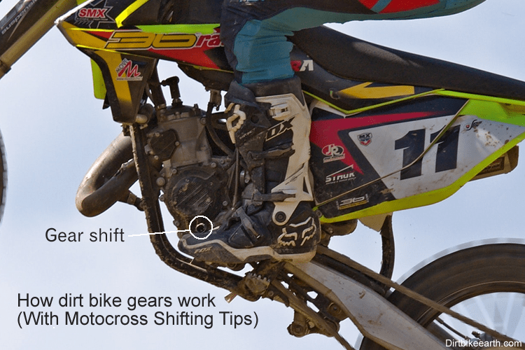 How Dirt Bike Gears Work (With Motocross Shifting Tips)