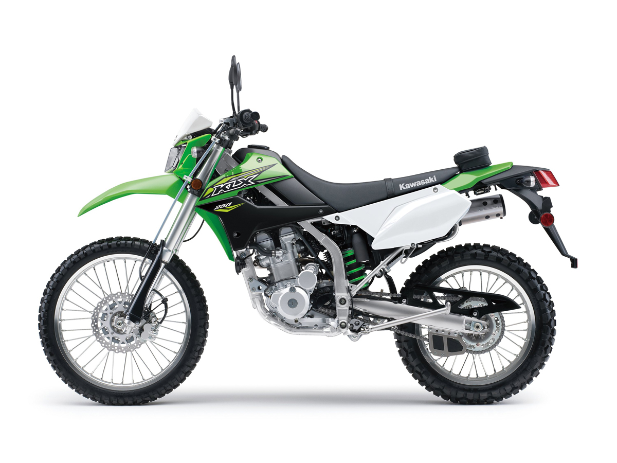 Friday Wrap Up Return Of The Klx250 Dual Sport