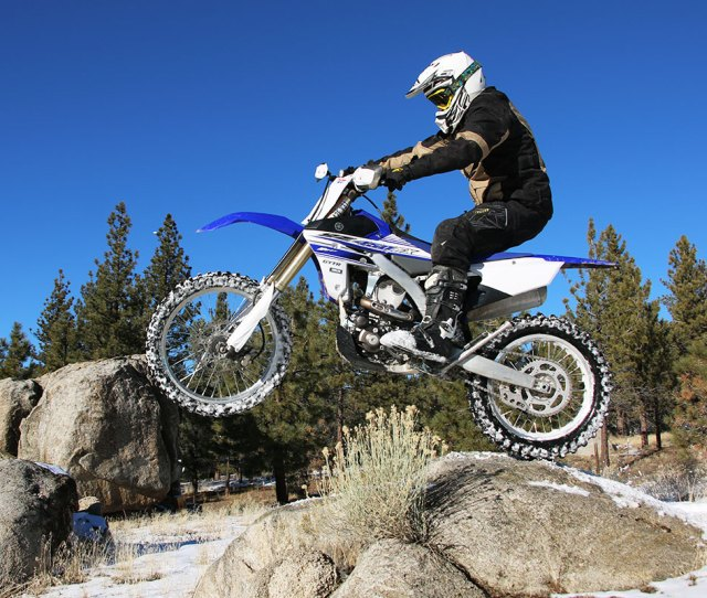 We Are Speculating That The Light Feeling All Has Something To Do With The Thinner Engine Mounts And Softer Suspension When Compared To The Yz And Then The