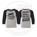 Dirtbreed Dirt Kid I D Rather Be Dirt Track Racin Dirt Track Racing Fan Shirt Dirt Breed