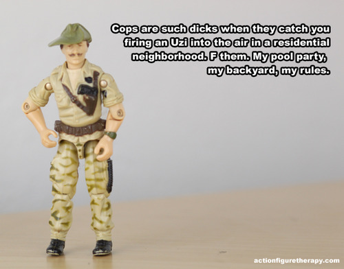 F-ing Purgatory, and My Love Affair with Action Figure Therapy....... (3/3)