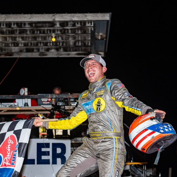 THE CHECK IS IN THE MAIL: Moran grabs $30,000 win at Davenport