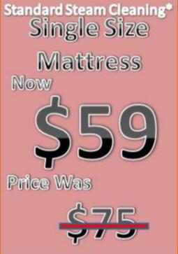 Mattress Cleaning Melbourne Deals of DFC